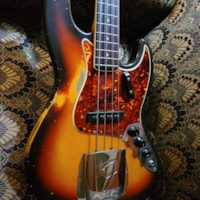 1966 Fender Jazz Bass