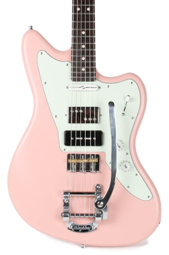 Warmoth Partscaster Shell PInk