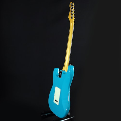 Fender American Professional II Stratocaster HSS Miami Blue Rosewood Fingerboard (US20078556)