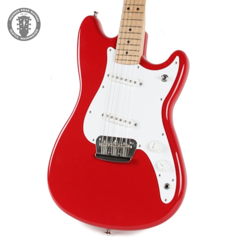 1993 Fender Duo-Sonic Red