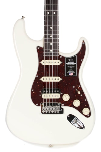 Fender American Professional II Stratocaster HSS Olympic White
