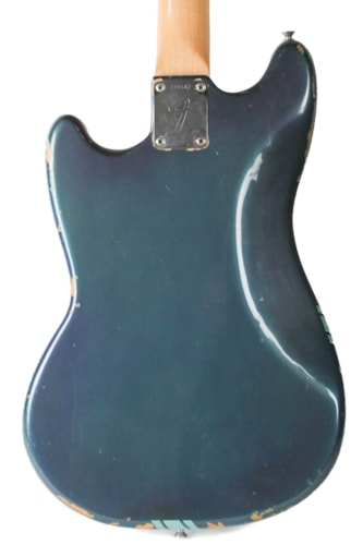 1969 Fender Competition Mustang Blue
