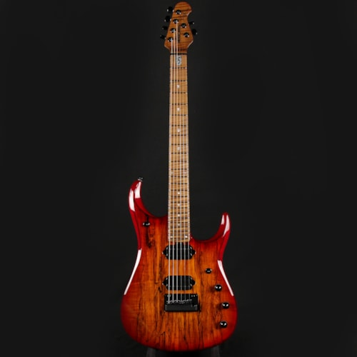 Ernie Ball Music Man JP15 Blood Orange Roasted/Figured Maple Neck *Miami Guitar Exclusive* (G92872)