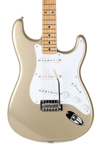 2017 Fender Classic Player 50s Stratocaster Shoreline Gold
