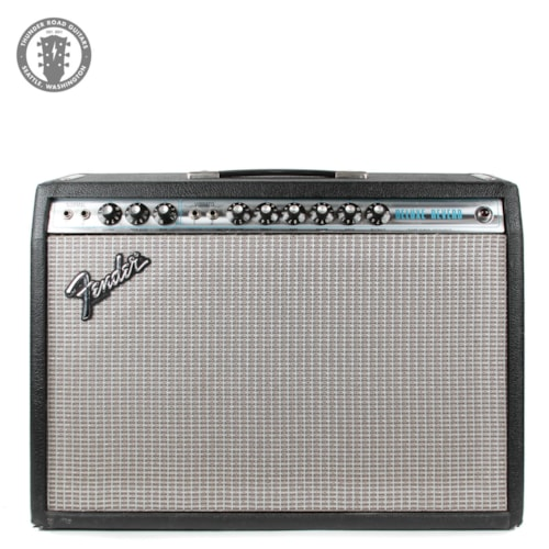 1978 Fender Deluxe Reverb Silverface
