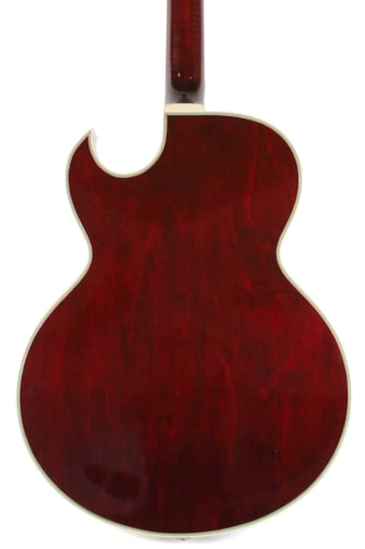 1981 GIbson Howard Roberts Wine Red