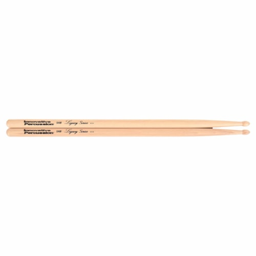Innovative Percussion Legacy Series 5AB Hickory Wood Tip Drum Sticks