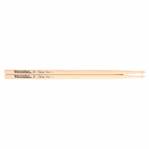 Innovative Percussion Legacy Series 7A Maple Wood Tip Drum Sticks