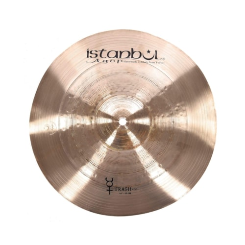 """Istanbul Agop 14"""" Traditional Trash Hit Cymbal"""
