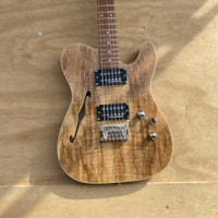 IVY 6 String Solid-Body Electric