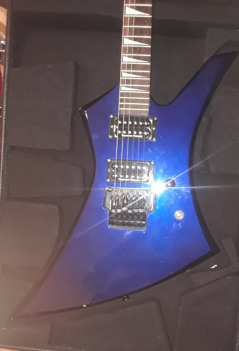 Jackson Kelly Electric Guitar w/Seymour Duncans and Gator Case