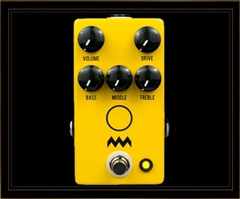 JHS JHS Charlie Brown v4 Channel Drive Overdrive Pedal
