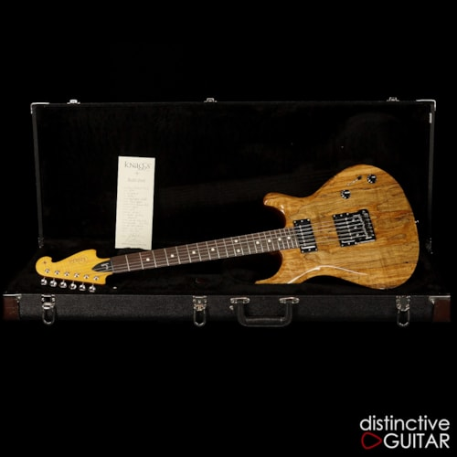 Knaggs Severn T3 Trembuck HH Natural Spalted Maple, Brand New, $3,860.00