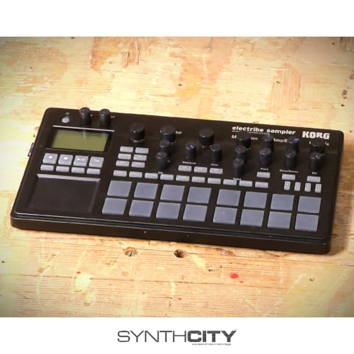 Korg Electribe Sampler Black