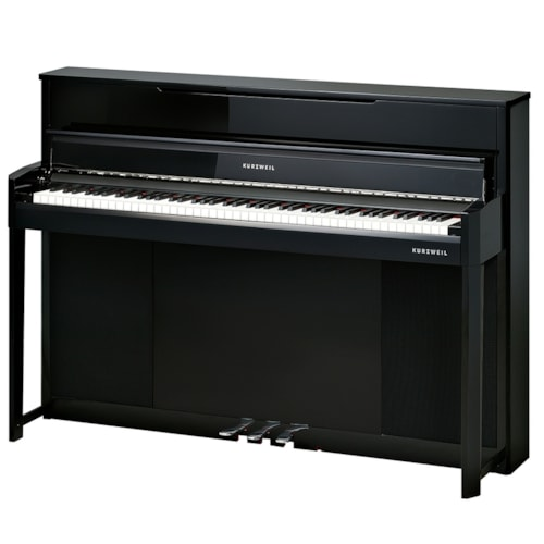 Kurzweil CUP1 Compact Upright Digital Piano, USB and Bluetooth Connectivity