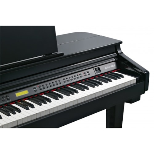 Kurzweil KAG100 Digital Mini Grand Piano, 88-Note, Fully Weighted Hammer Action