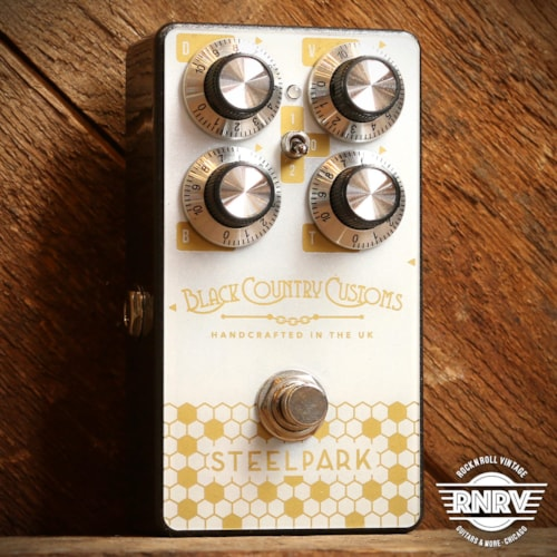 Laney Black Country Customs Steelpark Overdrive / Boost