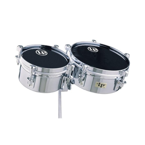 """LP 6"""" & 8"""" Mini Timbale Set with Clamp"""
