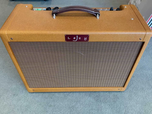 Lazy J 40 Tube Combo Amp (Pre-Owned) (Joe Satriani Private Collection)