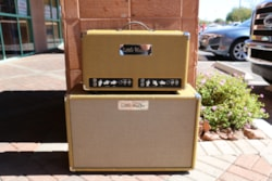 Little Walter Little Walter Twin Head 50/22 w/ Mono 2x12 Cab