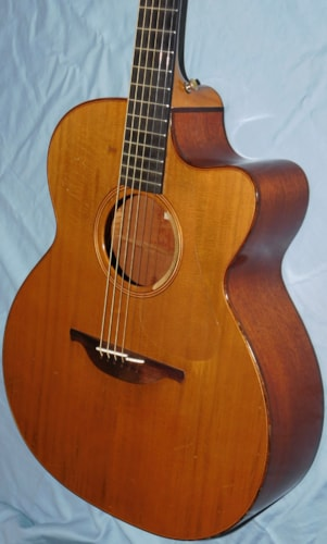 Lowden 010c Acoustic/Electric K&K Pure Mini Passive Pickup OHSC