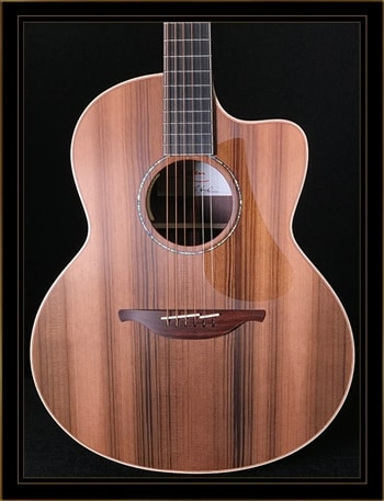 Lowden Lowden F35c Indian Rosewood with Driftwood Red Cedar Top