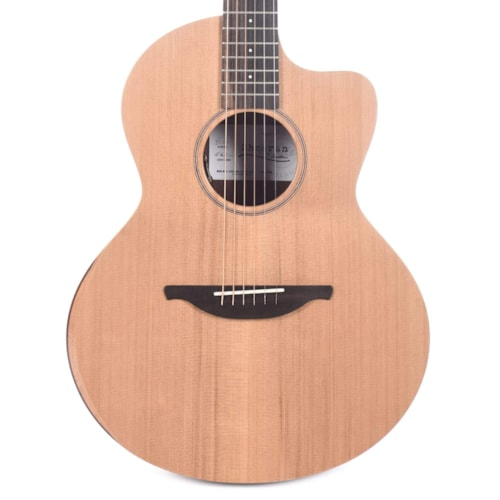 Sheeran by Lowden S03 Cedar/Indian Rosewood w/Top Bevel, LR Baggs Element VTC