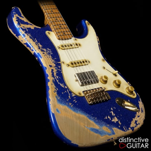 LsL Saticoy Cobalt Blue Sparkle