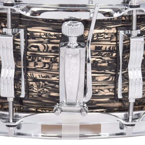 Ludwig 5x14 Classic Maple Chicago Series Snare Drum Bamboo Strata