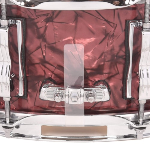 Ludwig 5x14 Classic Maple Snare Drum Burgundy Pearl