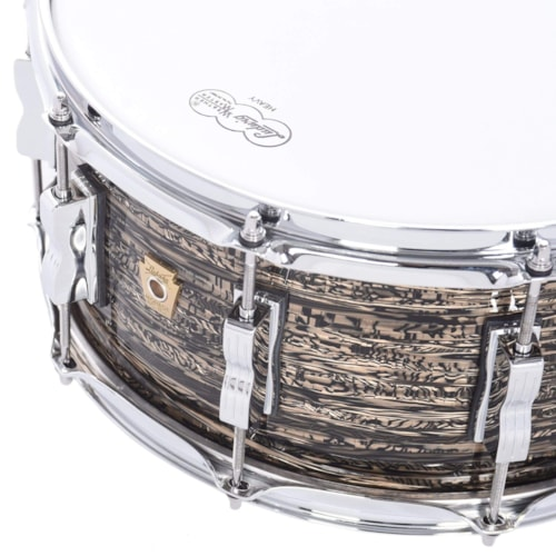 Ludwig 6.5x14 Classic Maple Chicago Series Snare Drum Bamboo Strata
