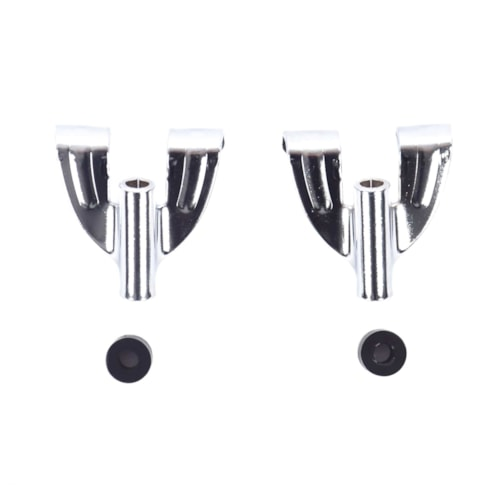 Ludwig Bass Drum Claw Hooks (12 Pack Bundle)