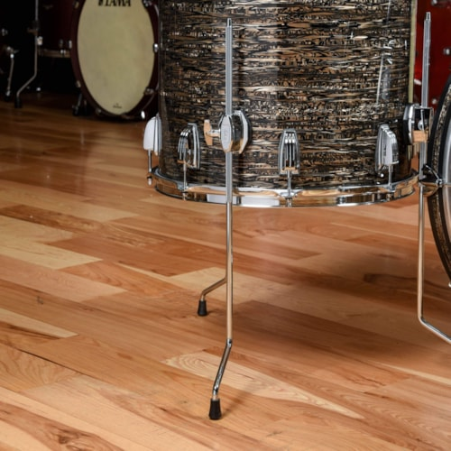 Ludwig Classic Maple Chicago Series 13/16/24 3pc. Drum Kit Bamboo Strata