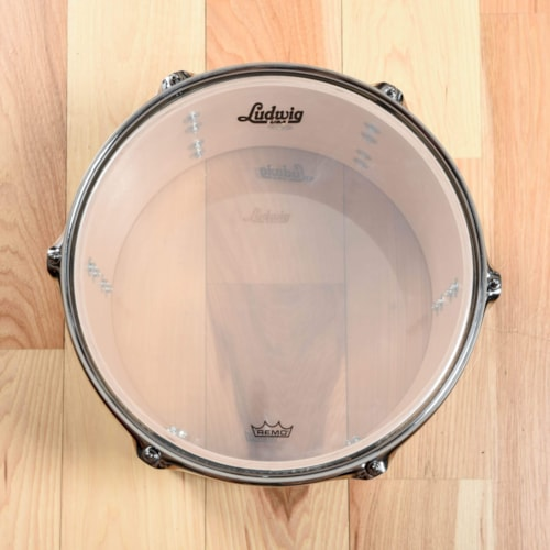 Ludwig Classic Maple Chicago Series 12/14/20 3pc. Drum Kit Bamboo Strata