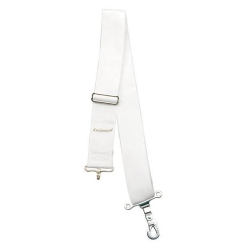 Ludwig Marching Snare Drum Sling Strap White
