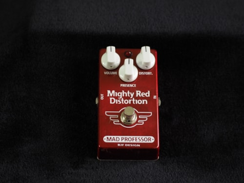 MAD PROFESSOR  Mighty Red Distortion Red B Stock