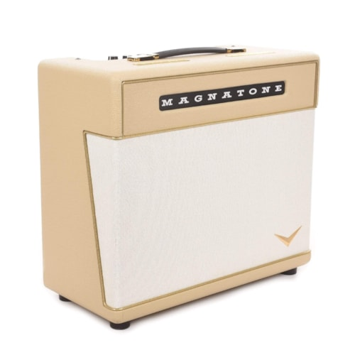 Magnatone Limited Edition Billy Gibbons Super Fifteen 1x12 15W Combo Amp Gold