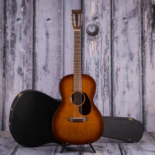 Used Martin 000-17SM Acoustic/Electric, Shaded Gloss