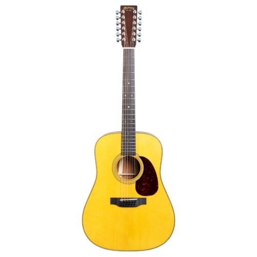 Martin Limited D-35 David Gilmour 12-String Natural