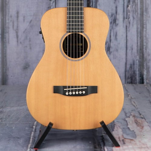 Used Martin LX1E Little Martin Acoustic/Electric, Natural