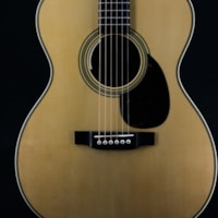 Martin OM-28E Acoustic-Electric Rosewood OM
