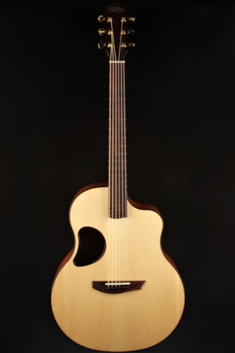 McPherson MG 4.0 XP - Flamed Mahogany/Red Spruce
