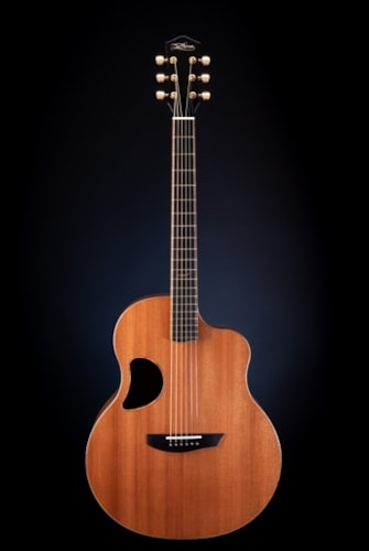 McPherson MG 4.5 in Rosewood with Redwood Top