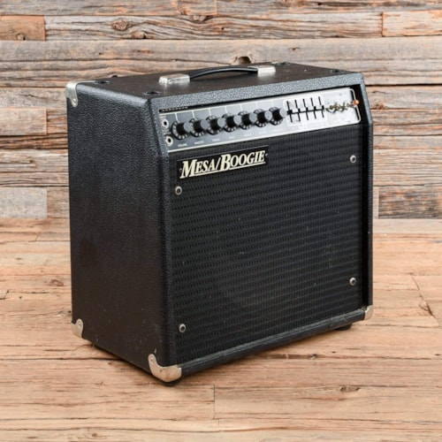 Mesa Boogie .50 Caliber 1x12 Combo w/Footswitch Black