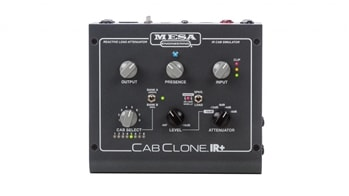 Mesa Boogie CabClone IR Plus 4 Ohm Load Box and Attenuator with IR Cabinet Simulations