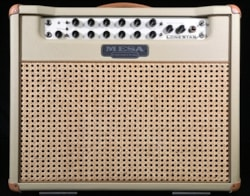 Mesa Boogie Lone Star 1x12 Combo in Vanilla Bronco with Wicker Grille