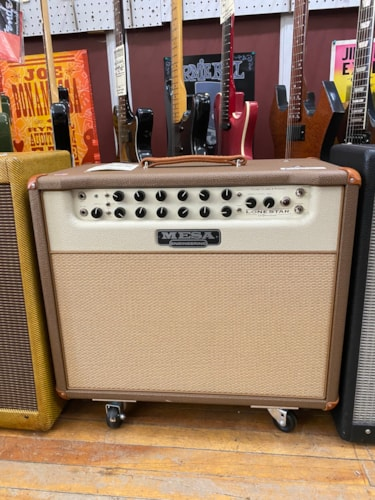 Mesa Boogie Lonestar Special Brown