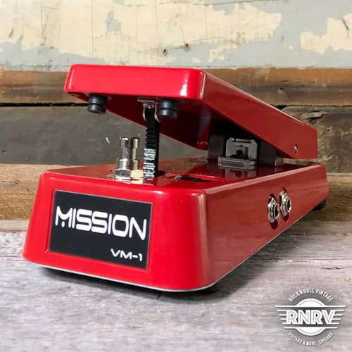 Mission Engineering VM-1 Volume Pedal - Red