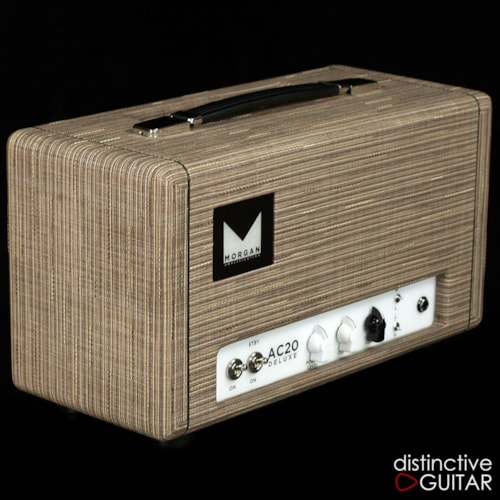 Morgan Amplification AC20 Deluxe Driftwood, Brand New