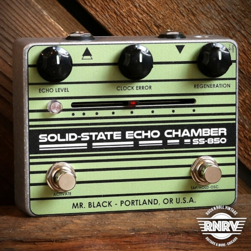 Mr. Black SS850 Solid State Echo Chamber